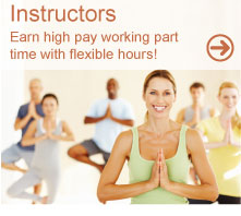 Instructors: Earn high pay working part time with flexible hours!